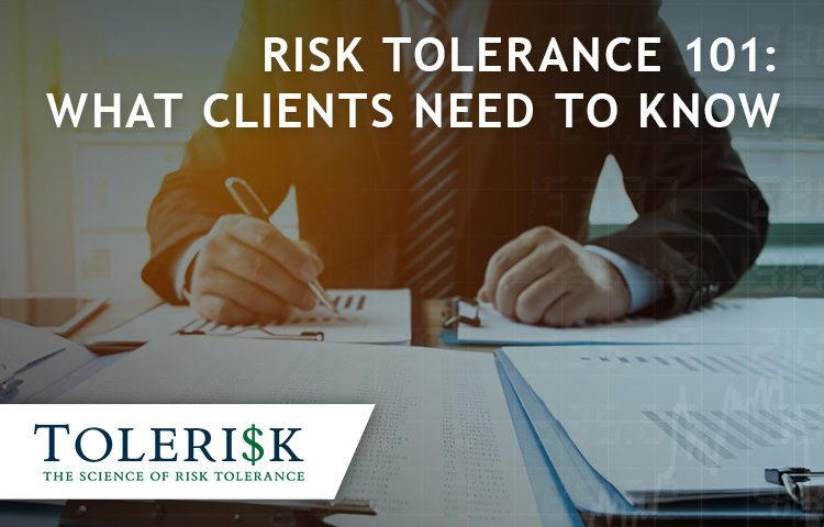about financial risk tolerance assessments